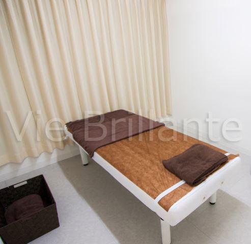 メンズリゼの個室